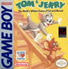 Tom & Jerry Nintendo Game Boy cover artwork