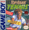 Top Rank Tennis Nintendo Game Boy cover artwork