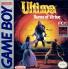 Ultima - Runes of Virtue Nintendo Game Boy cover artwork
