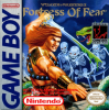 Wizards & Warriors Chapter X - The Fortress of Fear Nintendo Game Boy cover artwork