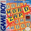 WordZap Nintendo Game Boy cover artwork