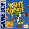 Yoshi's Cookie Nintendo Game Boy cover artwork