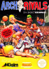 Arch Rivals - A Basketbrawl ! Nintendo NES cover artwork