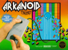 Arkanoid Nintendo NES cover artwork