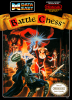 Battle Chess Nintendo NES cover artwork
