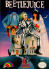 Beetlejuice Nintendo NES cover artwork