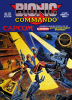 Bionic Commando Nintendo NES cover artwork