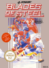 Blades of Steel Nintendo NES cover artwork