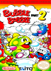 Bubble Bobble Part 2 Nintendo NES cover artwork