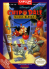 Chip 'n Dale - Rescue Rangers Nintendo NES cover artwork