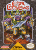 Conquest of the Crystal Palace Nintendo NES cover artwork