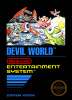 Devil World Nintendo NES cover artwork
