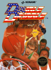 Double Dribble Nintendo NES cover artwork