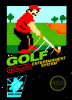Golf Nintendo NES cover artwork
