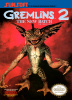 Gremlins 2 - The New Batch Nintendo NES cover artwork