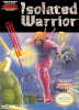 Isolated Warrior Nintendo NES cover artwork