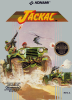 Jackal Nintendo NES cover artwork