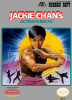 Jackie Chan's Action Kung Fu Nintendo NES cover artwork