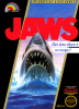Jaws Nintendo NES cover artwork