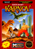 Karnov Nintendo NES cover artwork