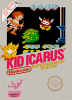 Kid Icarus Nintendo NES cover artwork