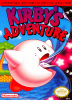 Kirby's Adventure Nintendo NES cover artwork