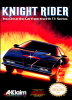 Knight Rider Nintendo NES cover artwork