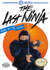 Last Ninja, The Nintendo NES cover artwork