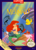 Little Mermaid, The Nintendo NES cover artwork