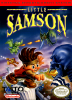 Little Samson Nintendo NES cover artwork
