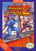 Mega Man 2 Nintendo NES cover artwork