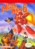 Mega Man 6 Nintendo NES cover artwork
