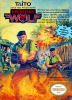 Operation Wolf Nintendo NES cover artwork