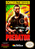 Predator Nintendo NES cover artwork