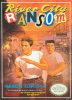 River City Ransom Nintendo NES cover artwork