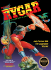 Rygar Nintendo NES cover artwork