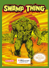 Swamp Thing Nintendo NES cover artwork