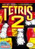 Tetris 2 Nintendo NES cover artwork