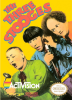 Three Stooges, The Nintendo NES cover artwork