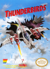 Thunderbirds Nintendo NES cover artwork