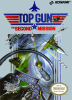 Top Gun - The Second Mission Nintendo NES cover artwork