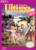 Ultima - Exodus Nintendo NES cover artwork