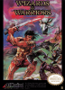 Wizards & Warriors Nintendo NES cover artwork