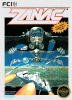 Zanac Nintendo NES cover artwork