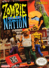 Zombie Nation Nintendo NES cover artwork