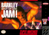 Barkley Shut Up and Jam! Nintendo Super NES cover artwork