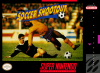 Capcom's Soccer Shootout Nintendo Super NES cover artwork