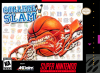College Slam Nintendo Super NES cover artwork