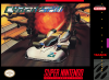 Cyber Spin Nintendo Super NES cover artwork