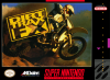 Dirt Trax FX Nintendo Super NES cover artwork